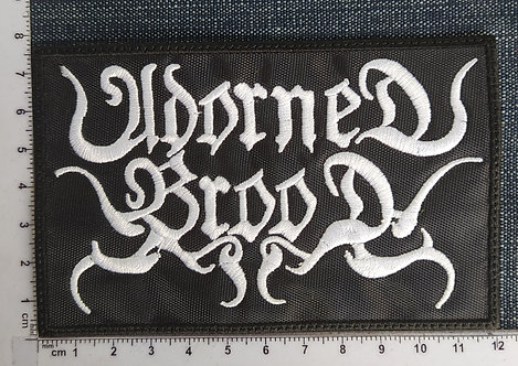 ADORNED BROOD - LOGO EMBROIDERED PATCH