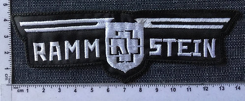 RAMMSTEIN - WINGS EMBROIDERED PATCH