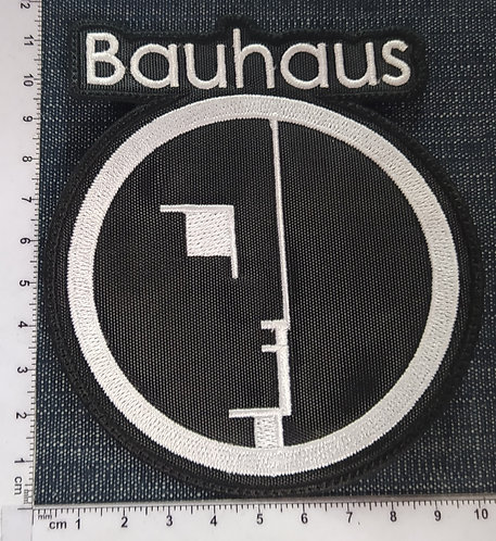 BAUHAUS - LOGO EMBROIDERED PATH