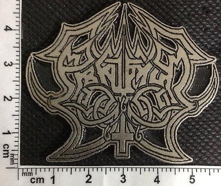 ABRUPTUM - LOGO Metal Pin