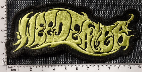 WEEDEATER - GREE LOGO Patch