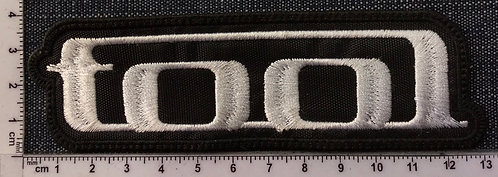 TOOL - LOGO EMBROIDERED PATCH
