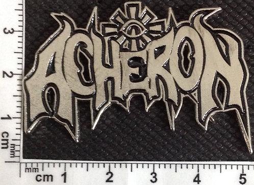 ACHERON - LOGO Metal Pin