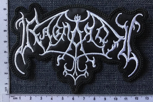 RAGNAROK - SHAPE LOGO EMBROIDERED PATCH