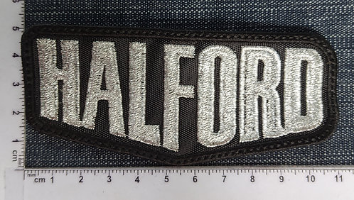 HALFORD - LOGO EMBROIDERED PATCH