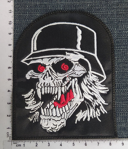 SLAYER- SLAYTANIC EMBROIDERED PATCH