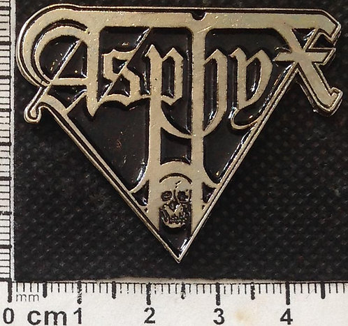 ASPHYX- LOGO  Metal Pin