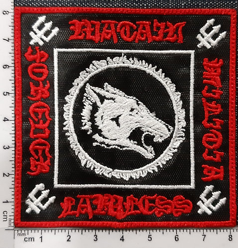 WATAIN - FOREVER LAWLESS Patch