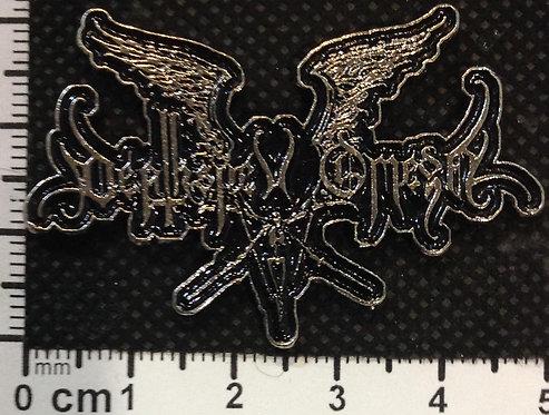 DEATHSPELL OMEGA - LOGO   Metal Pin