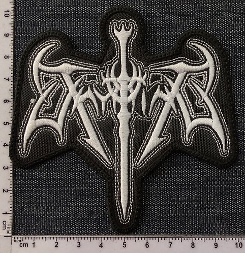 THYRFING - LOGO EMBROIDERED PATCH