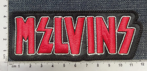 MELVINS - LOGO EMBROIDERED PATCH