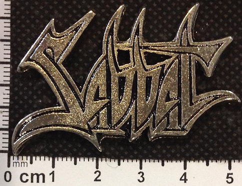 SABBAT - LOGO UK  Metal Pin