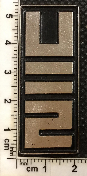U2 - Metal Pin