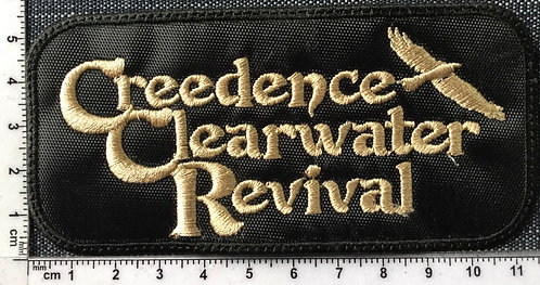 CREEDENE CLEARWATER.. - EMBROIDERED PATCH