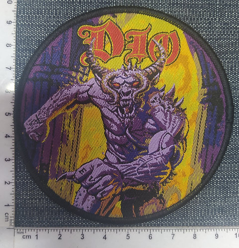 DIO - Demon WOVEN PATCH