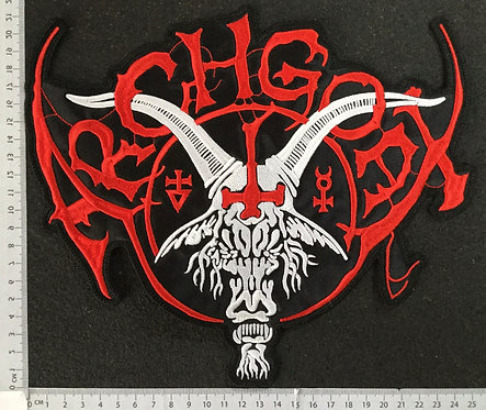 ARCHGOAT - EMBROIDERED BACK PATCH