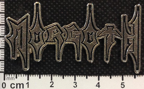 MORGOTH - LOGO Metal Pin