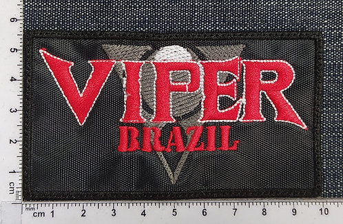 VIPER - EMBROIDERED PATCH