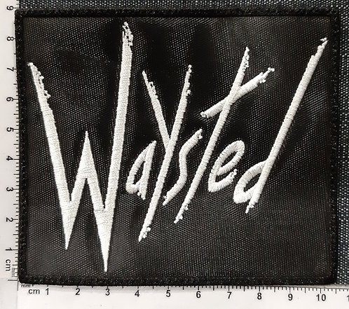 WAYSTED - LOGO Patch
