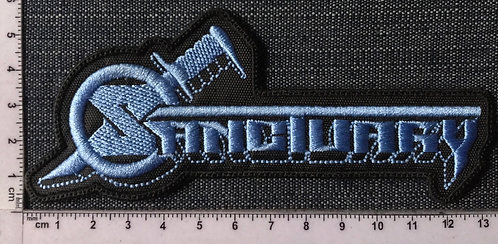 SANCTUARY - LOGO EMBROIDERED PATCH