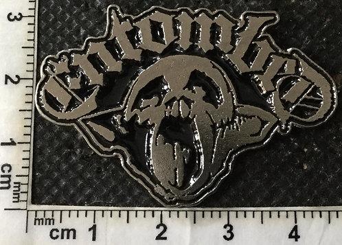 ENTOMBED - UPRISING Metal pin