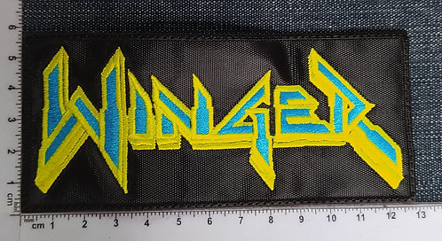 WINGER - LOGO EMBROIDERED PATCH