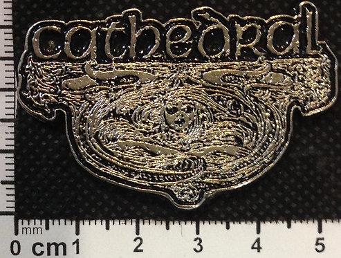 CATHEDRAL - Metal Pin