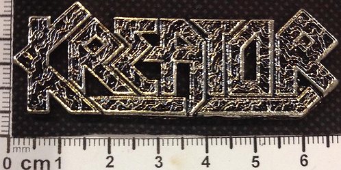 KREATOR - LOGO  Metal Pin