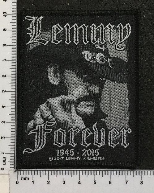 LEMMY KILMISTER - FOREVER WOVEN PATCH