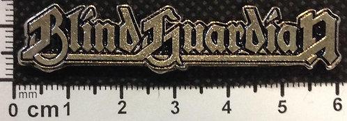 BLIND GUARDIAN - LOGO Metal Pin