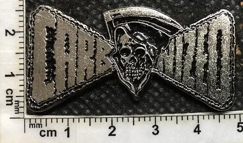 CARBONIZED - LOGO Metal Pin
