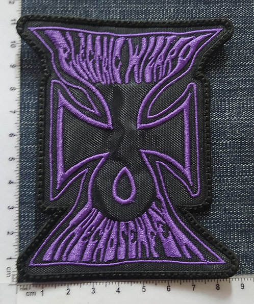 ELECTRIC WIZARD - THE CHOSEN FEW EMBROIDERED PATCH