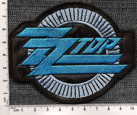 ZZ TOP - LOGO Patch