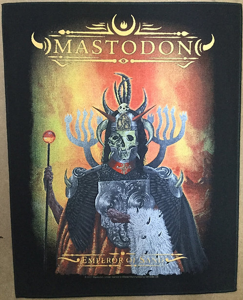 MASTODON - Emperor Of Sand Back Patch