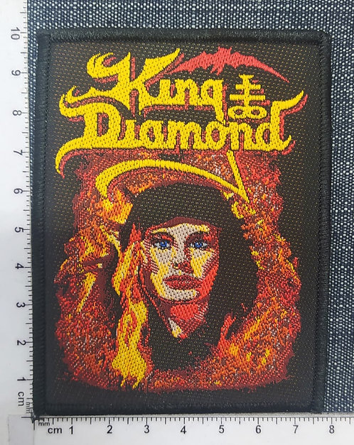 KING DIAMOND - FATAL PORTRAIT WOVEN PATH