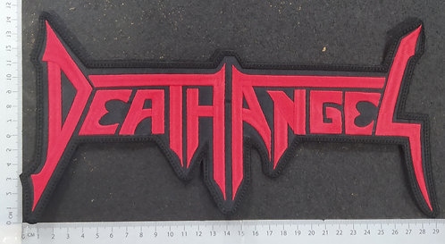 DEATH ANGEL - SHAPE LOGO BACK PATCH