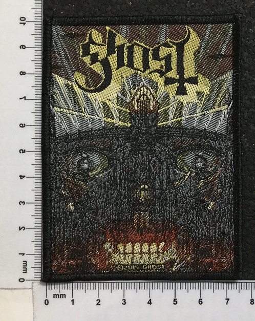 GHOST - MELIORA WOVEN PATCH
