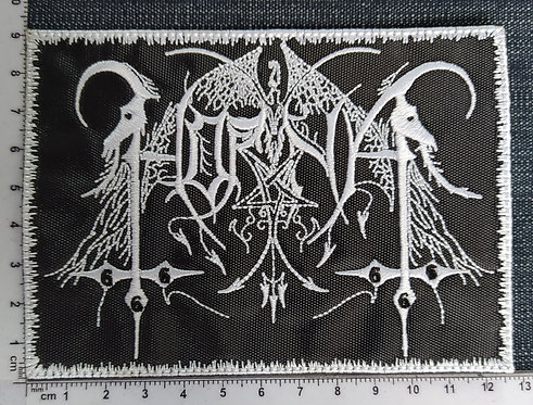 HORNA - LOGO EMBROIDERED PATCH