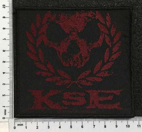 KILLSWITCH ENGAGE - LOGO WOVEN PATCH