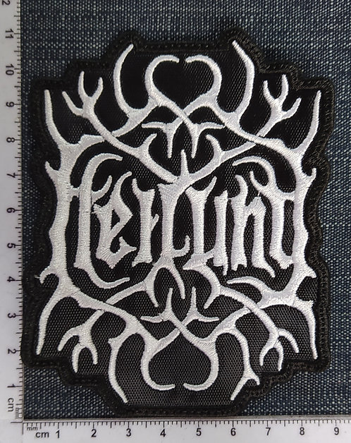 HEILUNG - LOGO EMBROIDERED PATCH