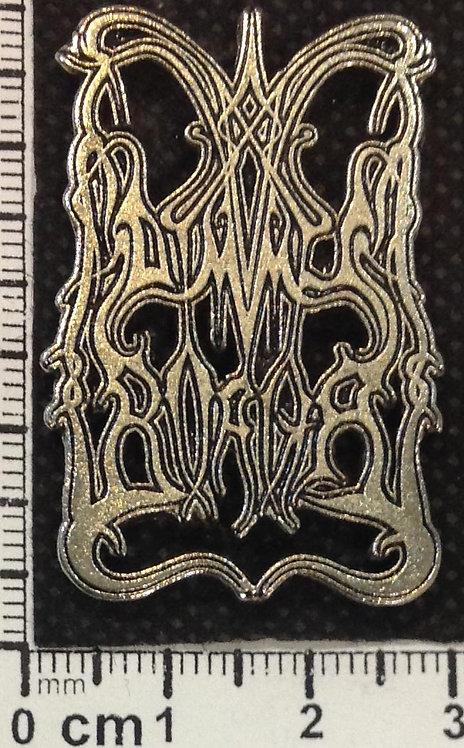 DIMMU BORGIR - OLD LOGO  Metal Pin