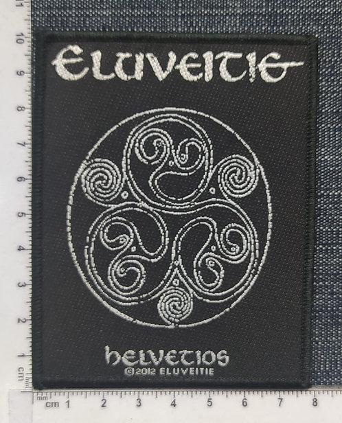 ELUVEITIE - HELVETIOS WOVEN PATCH