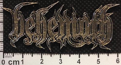 BEHEMOTH - LOGO Metal Pin