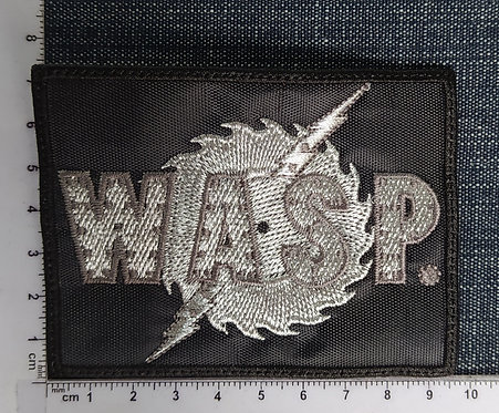W.A.S.P. - BLADE EMBROIDERED PATCH