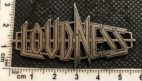 LOUDNESS - LOGO Metal Pin