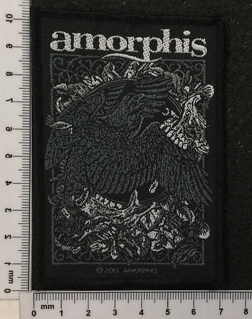 AMORPHIS - EAGLE WOVEN PATCH