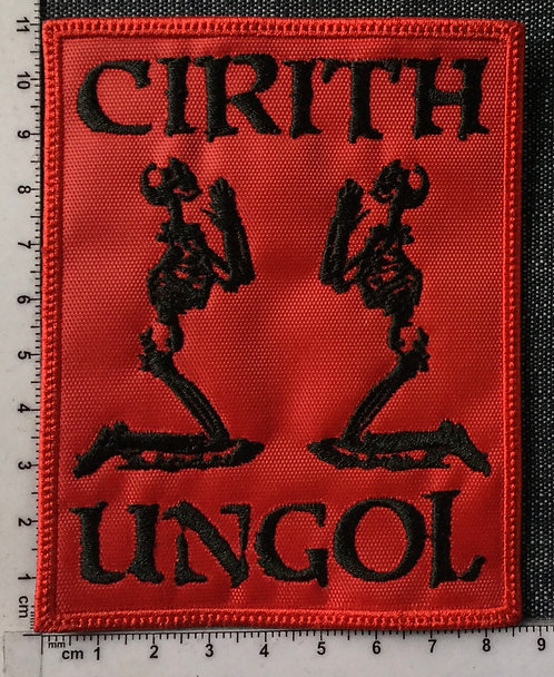 CIRITH UNGOL - EMBROIDERED PATCH