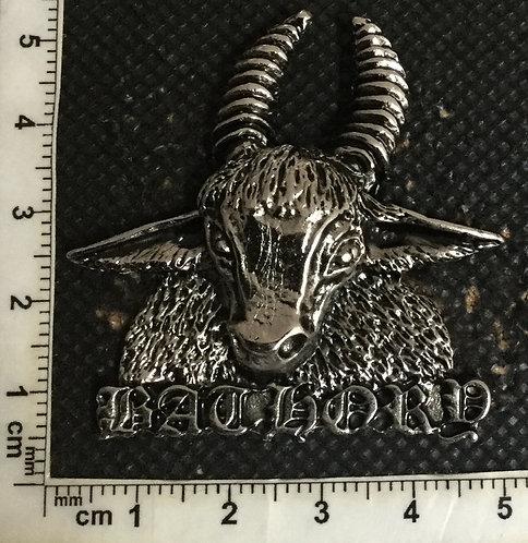 Bathory - 3D Metal pin