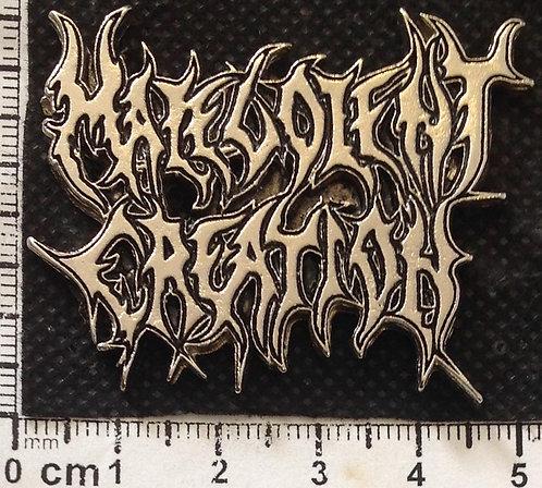 MALEVOLENT CREATION  - LOGO  Metal Pin