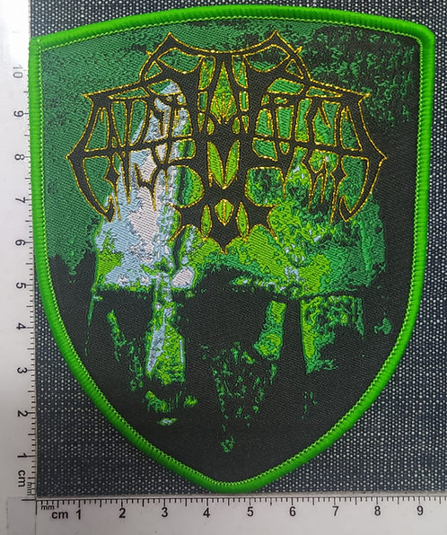 ENSLAVED - WOVEN PATCH